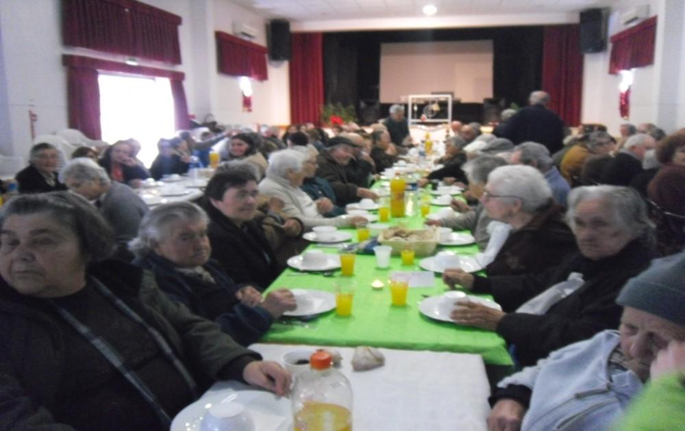 Almoço de Natal da Freguesia de Nossa Senhora do Pranto